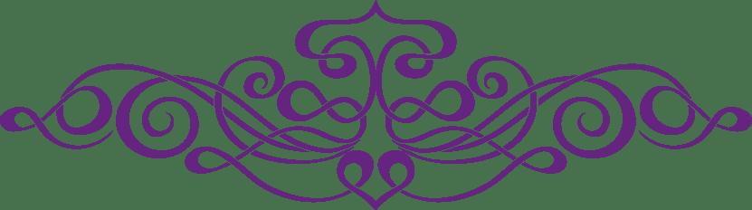 Swirl Pedicure Corinda Paars