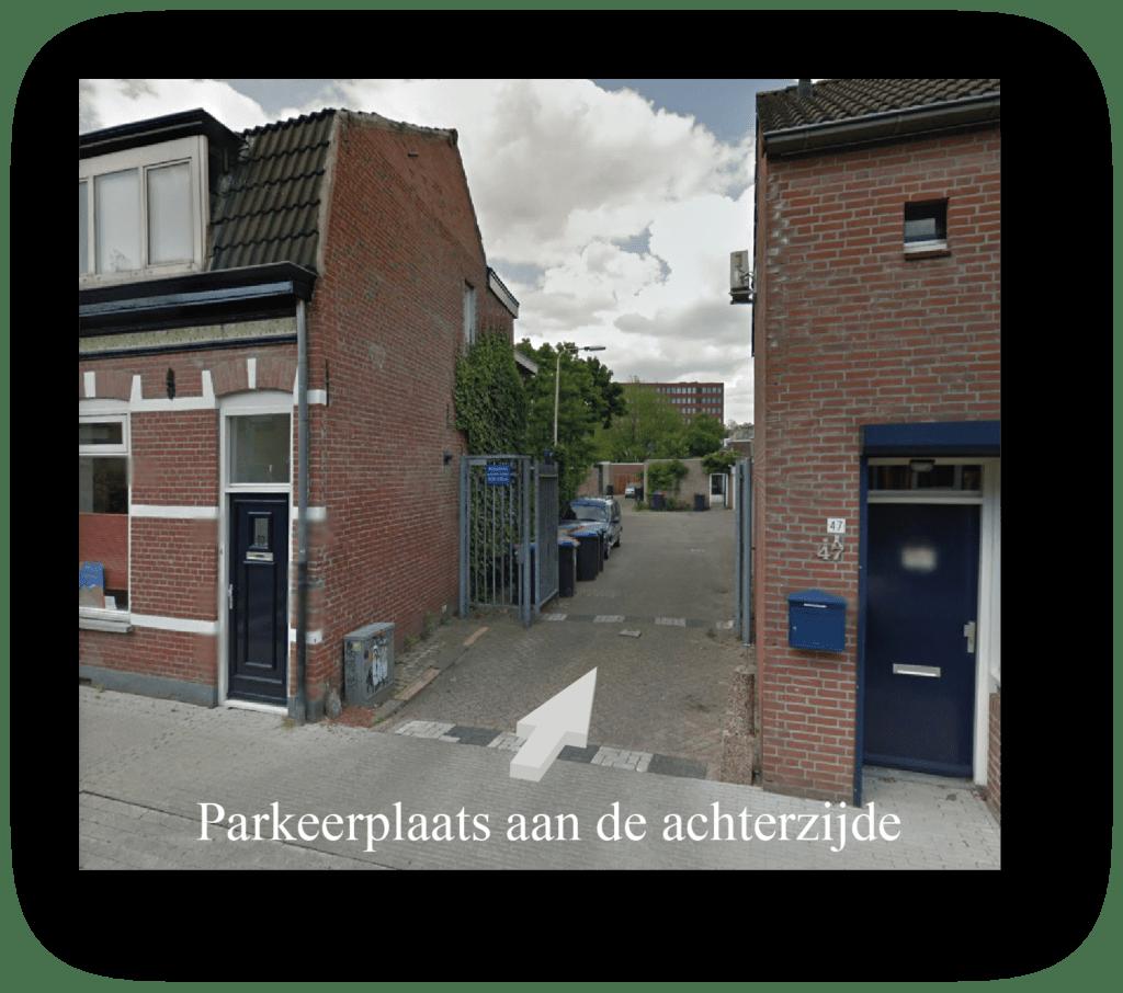 Parkeerplaats :Pedicure Corinda